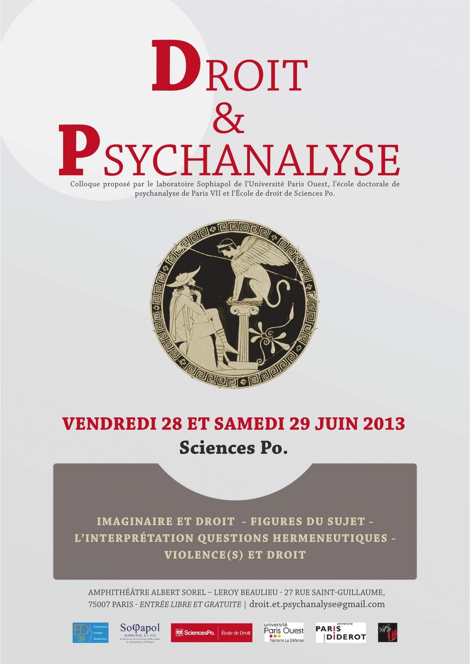 affiche_droit_psychanalyse