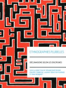 Ethnographies Plurielles Disciplines Première couv